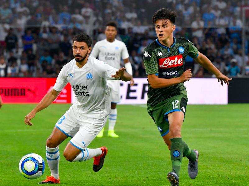 """Napoli, Elmas brilla subito: """"Che buongiorno! Non solo il tocco, ma recupera palloni"""""""