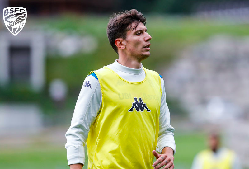 Il Brescia perde in Coppa Italia: Magnani sbaglia, Donnarumma segna e si salva