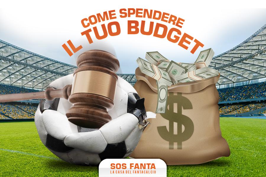 Come fare la divisione del budget all'asta: quanto spendere in ogni ruolo al fantacalcio