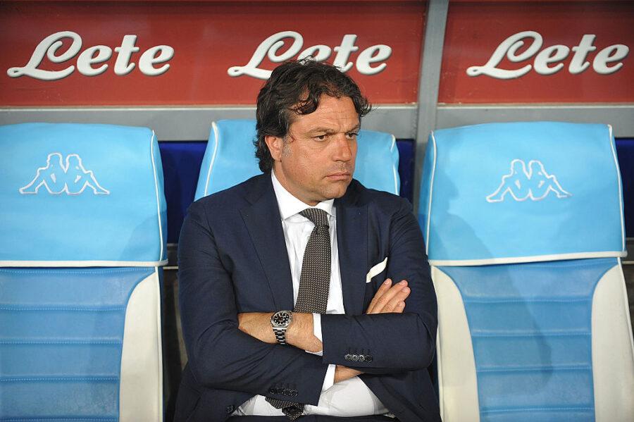 """Giuntoli, ds Napoli: """"James ha qualità, siamo pronti e attenti. Per Everton…"""""""