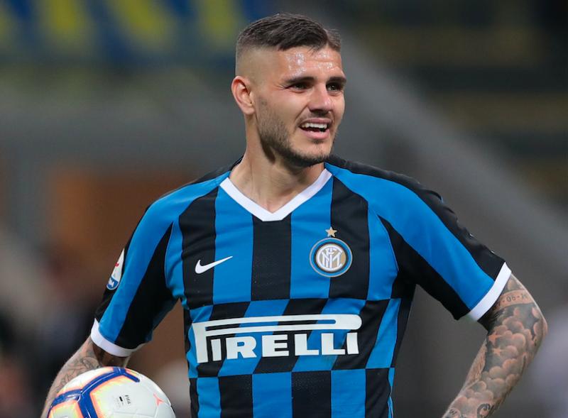 """Sky: """"Inter, novità per Icardi: il Napoli tende la mano poi chiude per Llorente"""""""