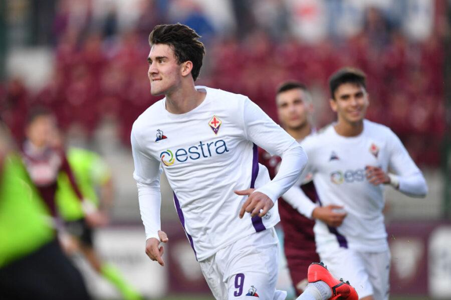 """La Gazzetta: """"Vlahovic sarà titolare della Fiorentina, non stupitevi se finirà così"""""""