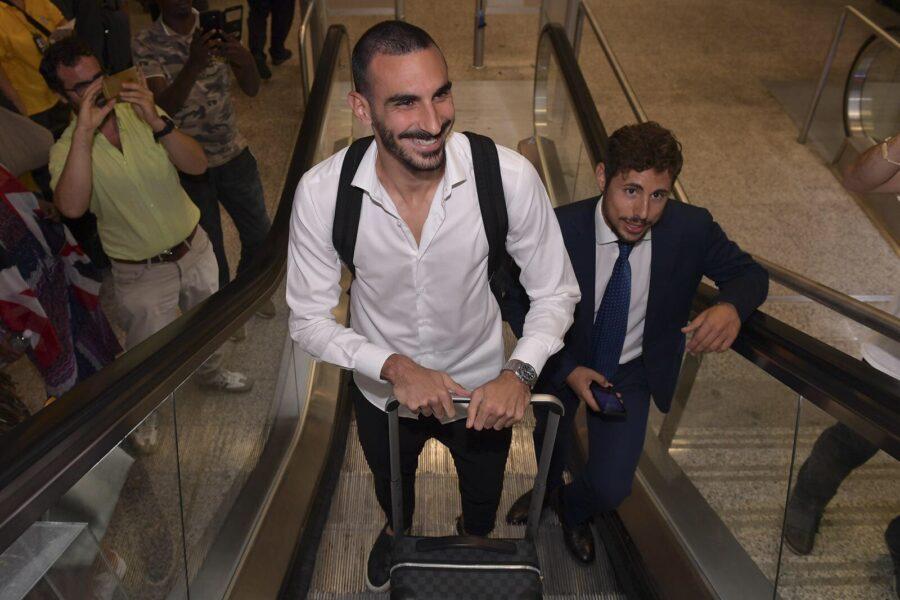 Zappacosta e i tempi per la prima presenza con la Roma: contro il Genoa…