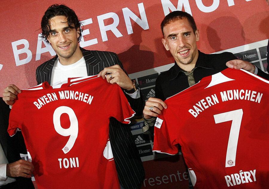 """Toni consiglia al fanta: """"Prendete Ribery, un matto! L'ho sentito, farà impazzire Firenze"""""""