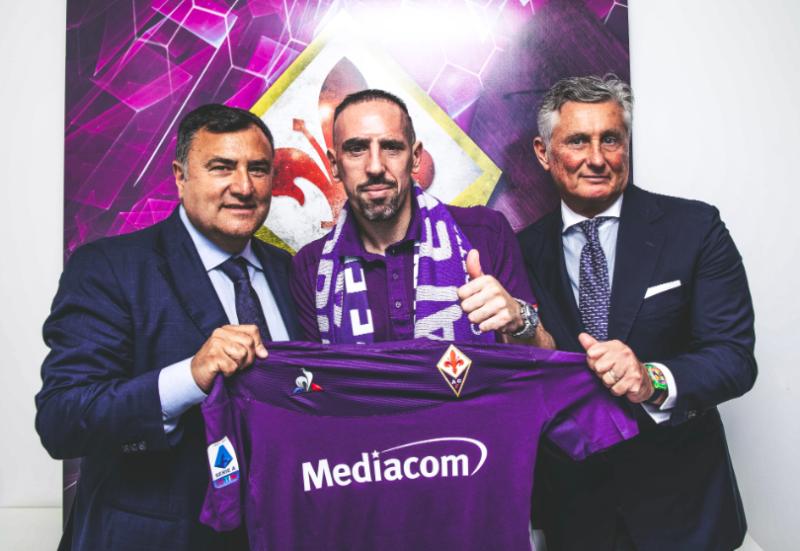 La Fiorentina vince in amichevole: Ribery e Dalbert provati da titolari