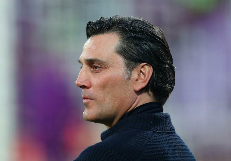 """Montella: """"Mi sfogo su Chiesa! Sottil e Vlahovic giocheranno, quando sarà pronto Ribery"""""""