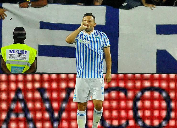 """La Gazzetta: """"Di Francesco è rinato. Tra bollicine e gol da seconda punta"""""""