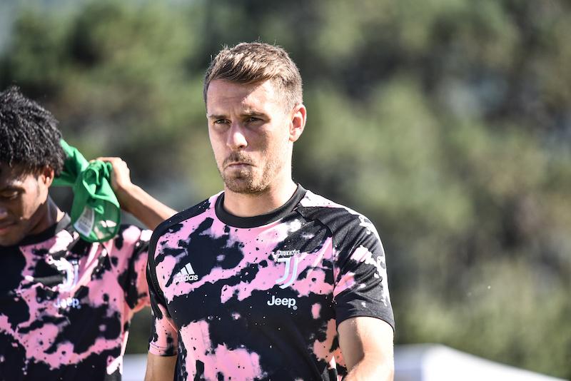 Juve, scatta l'ora di Ramsey: Sarri colpito e il ruolo è decretato