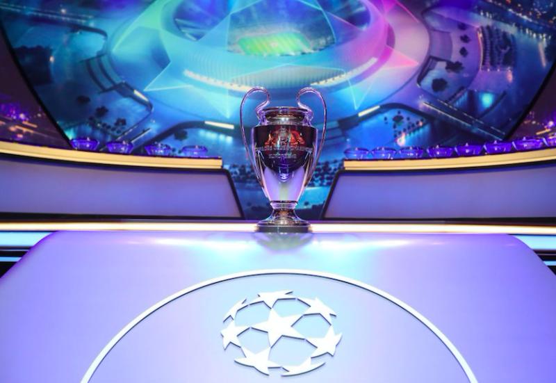 Champions League, tutti gli ottavi: gli accoppiamenti per Juve, Atalanta e Napoli