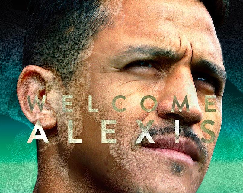 UFFICIALE – Alexis Sanchez ora è anche ufficiale per l'Inter: tutti i dettagli