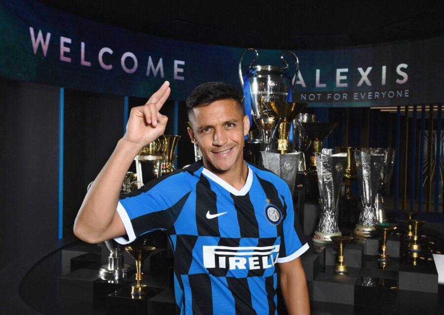 """Sky: """"Conte prova il 3-4-3 per l'Inter verso l'Udinese: tridente a sorpresa"""""""