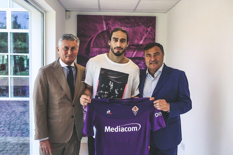 UFFICIALE – Caceres resta al fantacalcio, è un nuovo giocatore della Fiorentina