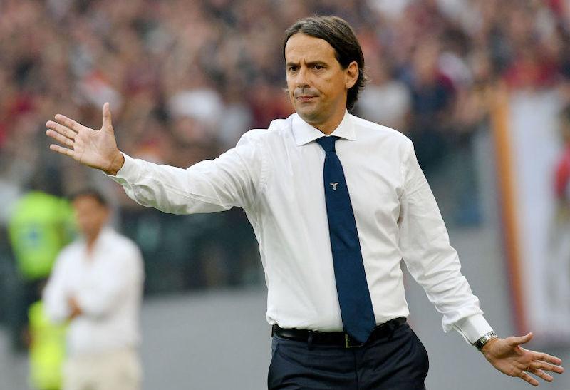 """Inzaghi: """"Milinkovic poteva fare meglio! Il cambio di Luiz Felipe, Lazzari e Parolo…"""""""