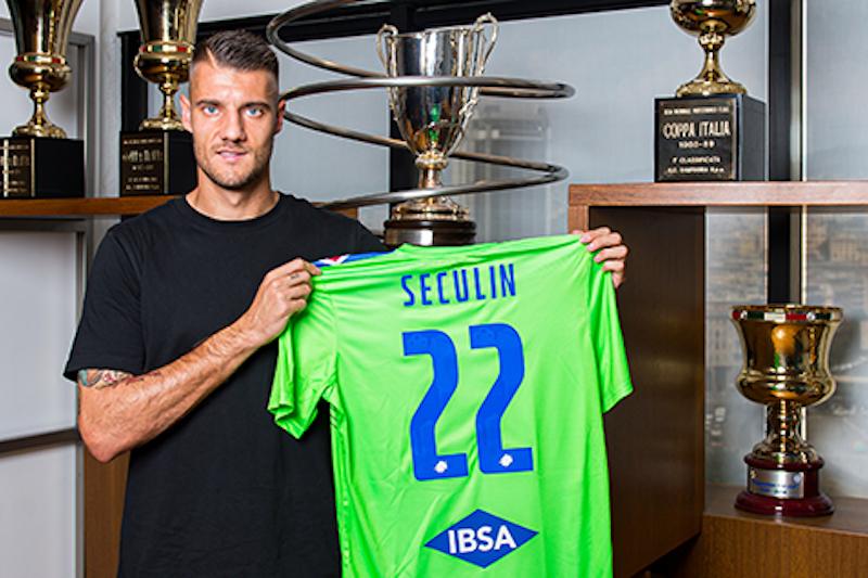 UFFICIALE – Sarà Seculin il vice di Audero alla Sampdoria per il ...