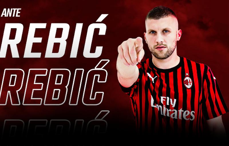 Rebic al Milan, Andrè Silva all'Eintracht: è ufficiale, cambia la formula!