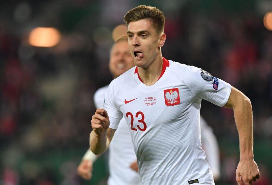 Piatek non spara più: niente gol con la sua Polonia, anzi… neanche un tiro