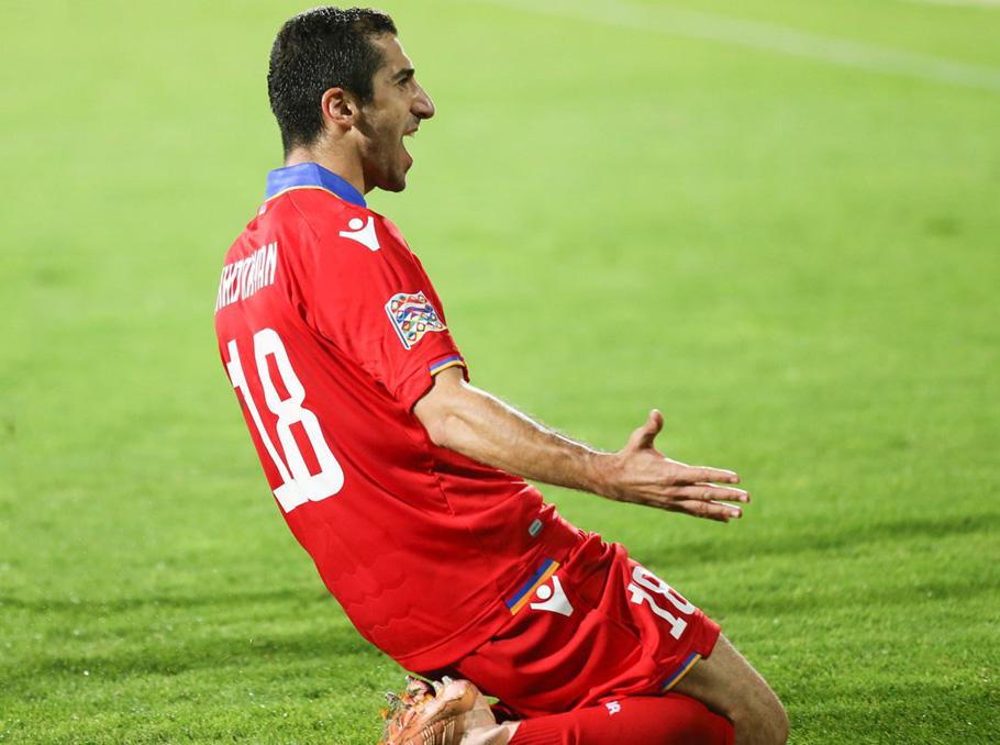 VIDEO – Mkhitaryan da urlo in nazionale: super forma, due gol e che sassata!