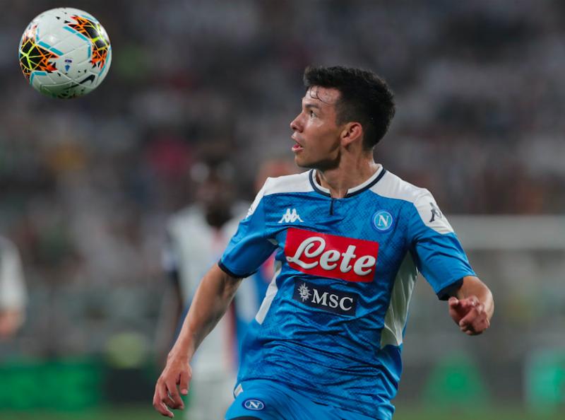 """Lozano: """"Perché ho preferito il Napoli a PSG e Milan. La verità sul soprannome Chucky"""""""