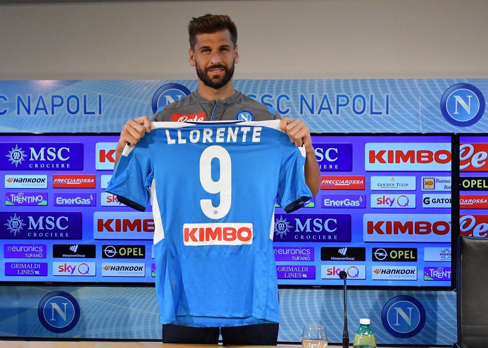 """Llorente: """"Sono pronto per giocare già con la Samp. Dopo la Juventus…"""""""