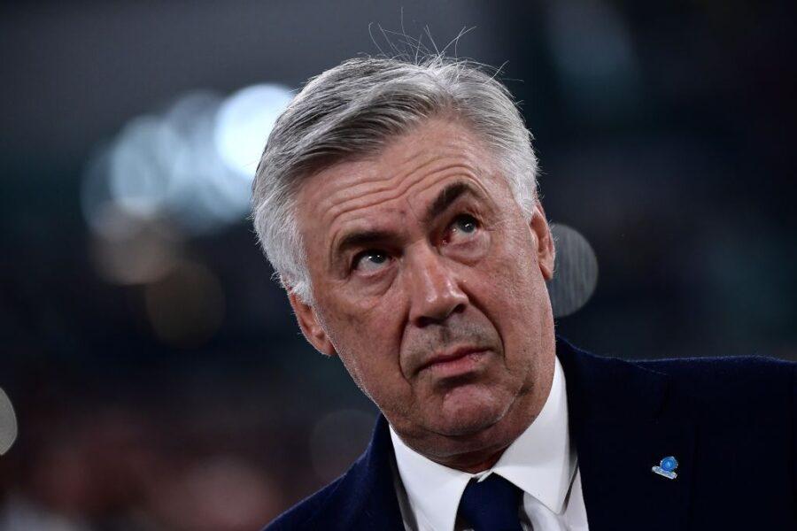 """Ancelotti: """"Mertens, sbrighiamoci! Llorente lo confondono. Ho problemi di formazione, Elmas…"""""""