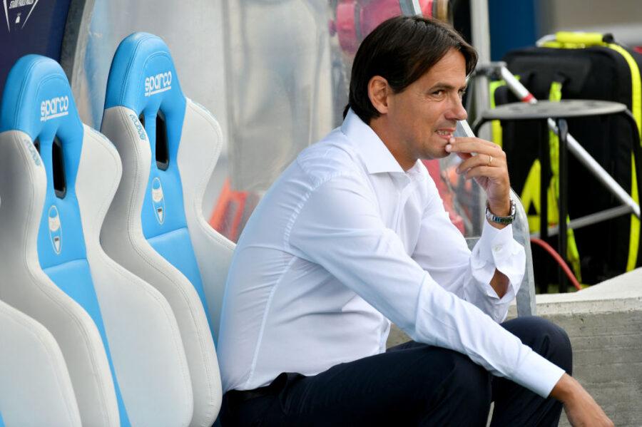 """Inzaghi: """"Milinkovic e Correa, mi aspetto di più. Acerbi e Immobile non erano stanchi"""""""