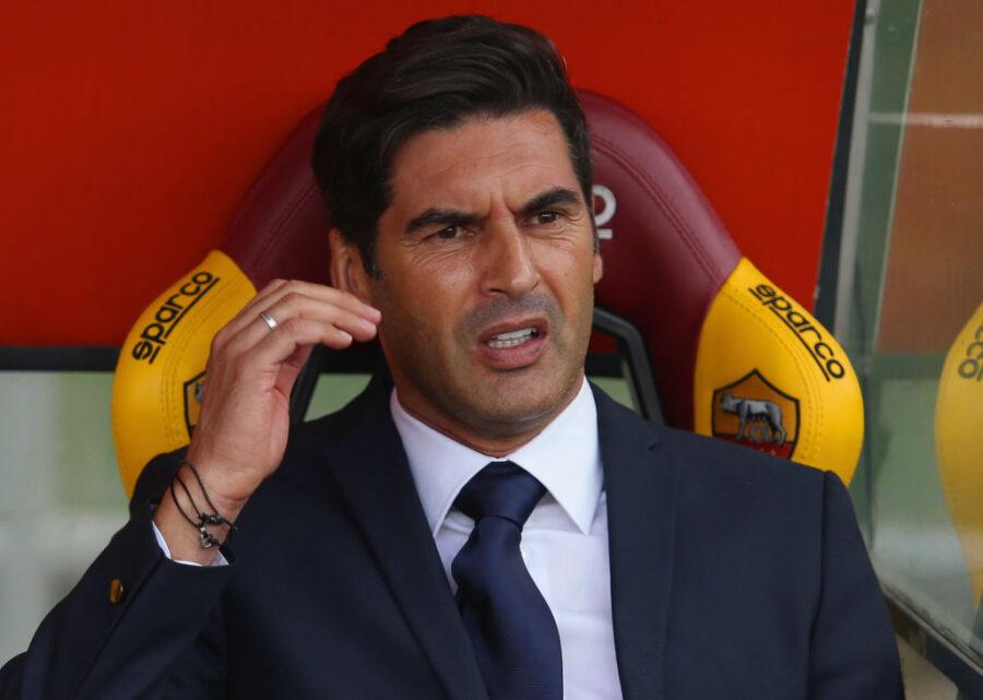 """Fonseca: """"Kolarov e Zaniolo a riposo? Domani vedrete! Vi dico due titolari, Mkhitaryan…"""""""