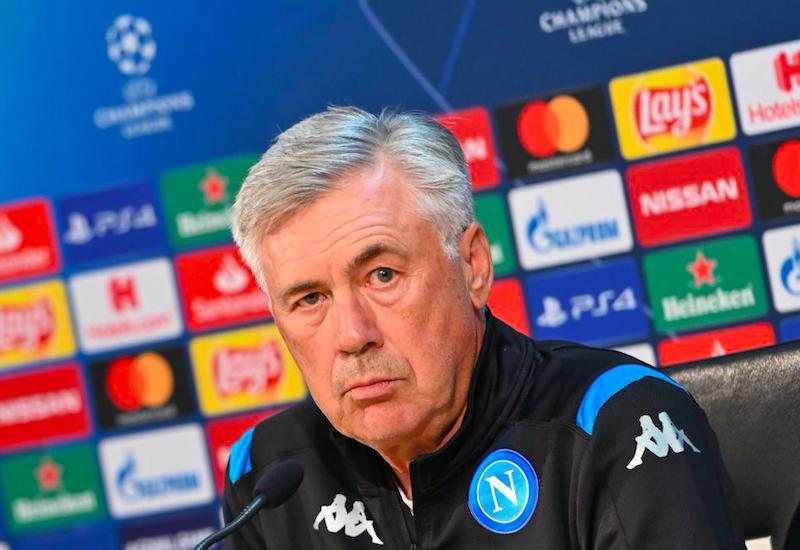 """Ancelotti: """"Insigne si allenava male! Younes può giocare, Lozano a rischio, Mertens e Callejon…"""""""