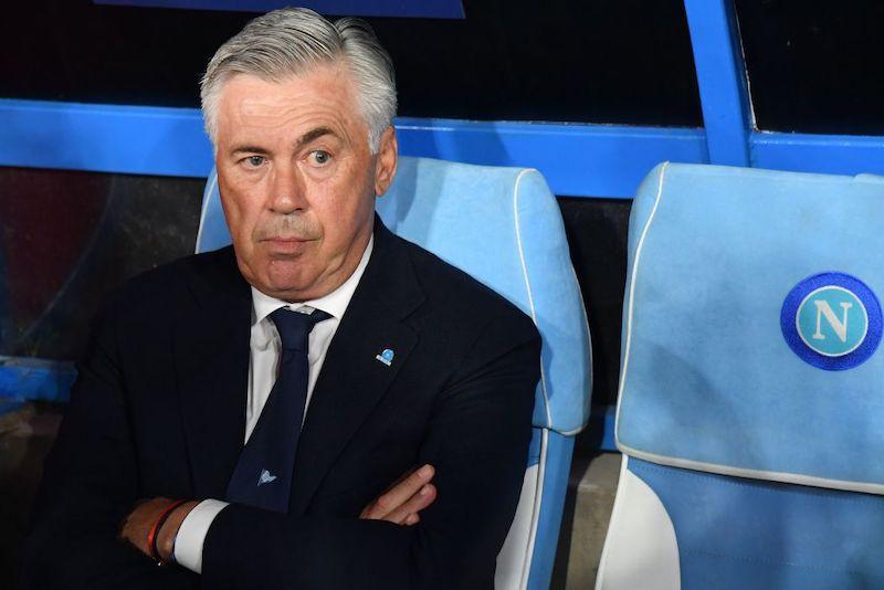 """Siparietto Ancelotti: """"Di Lorenzo promosso: prima della partita con il Liverpool gli ho chiesto…"""""""