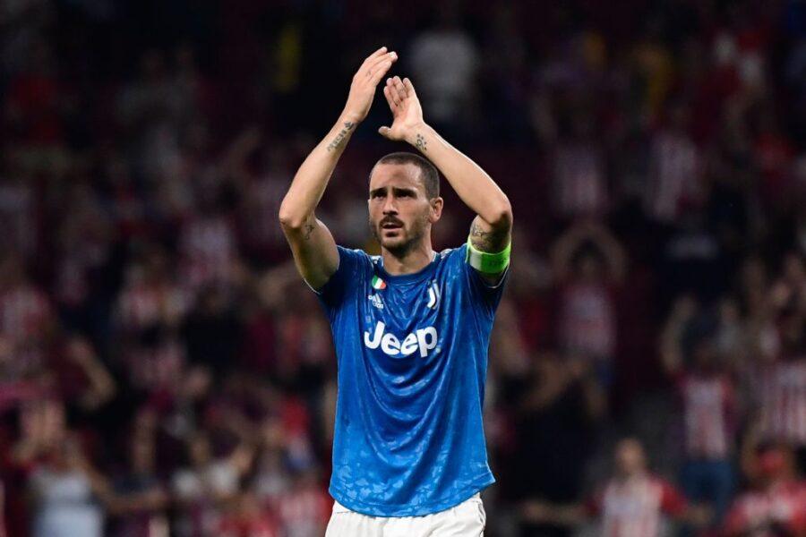 """Bonucci, che pagella: """"Per Leo sembra di essere a Malpensa, non a Madrid"""""""