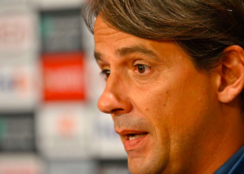 """Inzaghi: """"Troppo turnover, vi spiego: non è così. Chi era out in Europa domani gioca"""""""
