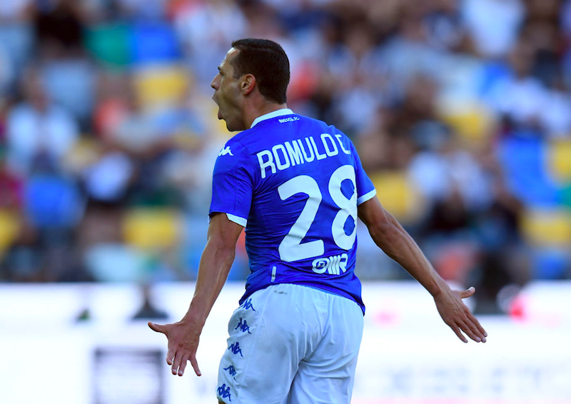 Brescia, ruota tutto attorno a Romulo: le scelte di formazione anti-Fiorentina