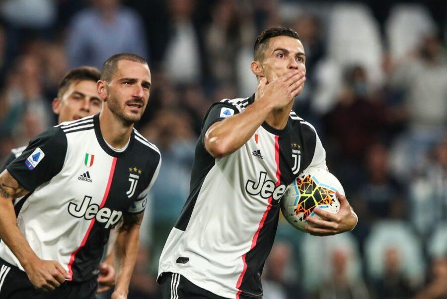 """Cristiano Ronaldo punge: """"Il mio gesto ai tifosi? La gente parla troppo"""""""