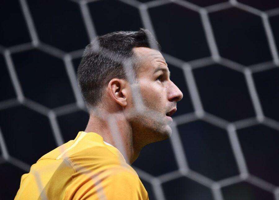 """Gazzetta: """"Handanovic punta la Juve. Ma l'Inter prenderà un vice top a giugno"""""""