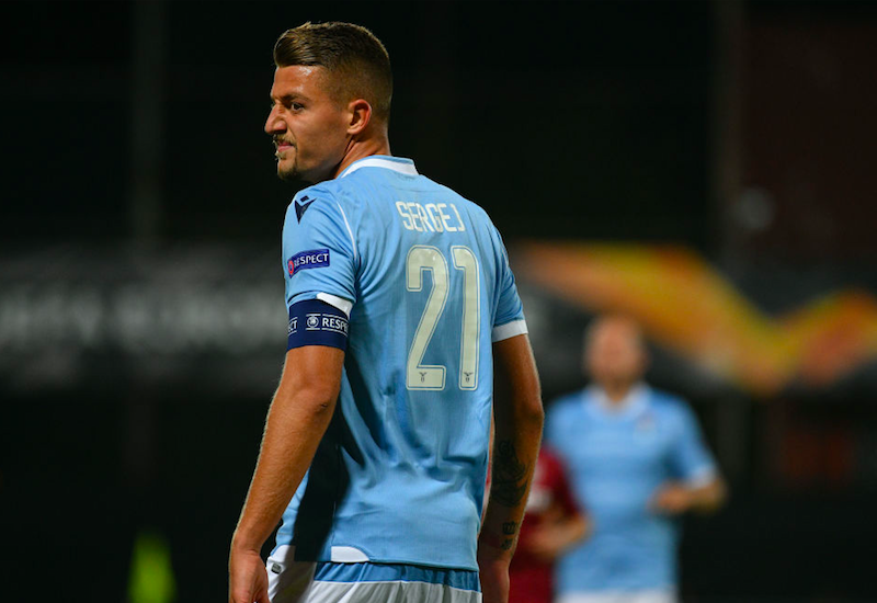Lazio, sorpresa Milinkovic: salta la chiamata in nazionale per uno 'strano' motivo