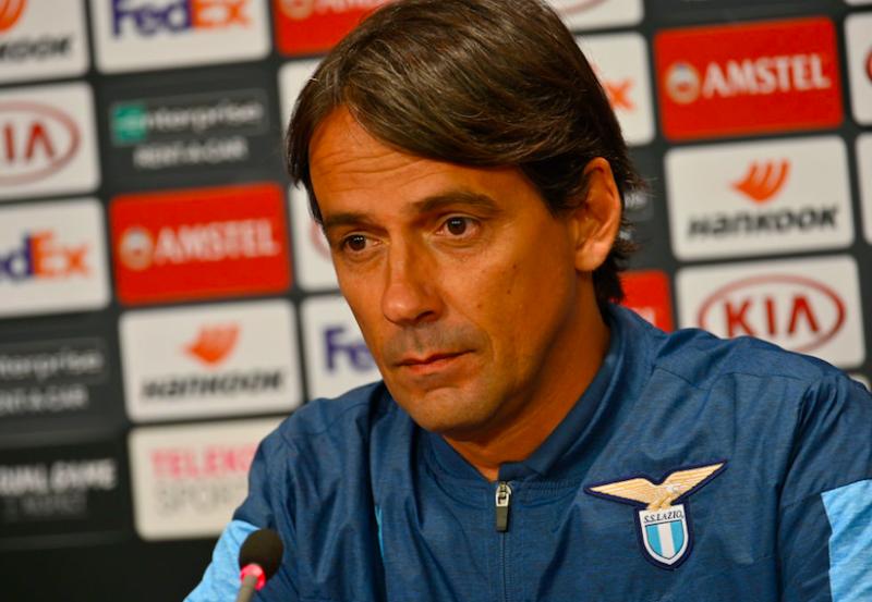 """Inzaghi: """"Correa ora è un leader. Luis va su livelli alti, Milinkovic è stanco"""""""