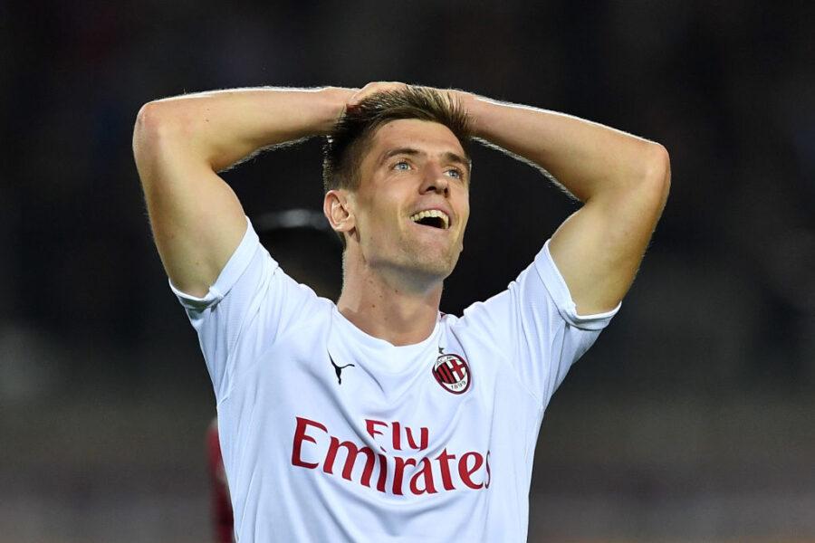 """Milan, la Gazzetta: """"Piatek messo in vetrina. Torna titolare, ma così dirà addio"""""""