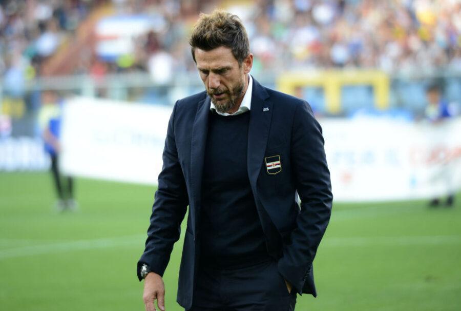 UFFICIALE – Di Francesco non è più l'allenatore della Sampdoria: il comunicato