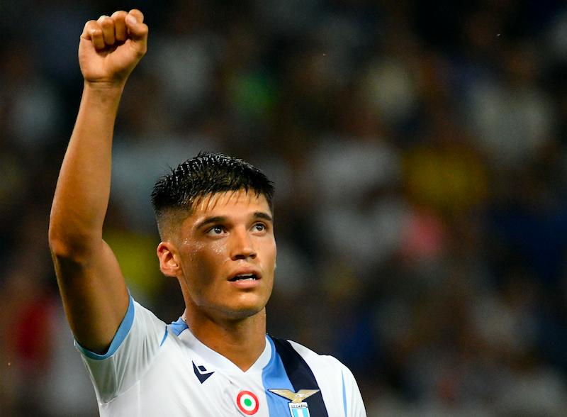 Lazio, Correa non si allena: stop muscolare da valutare nelle prossime ore
