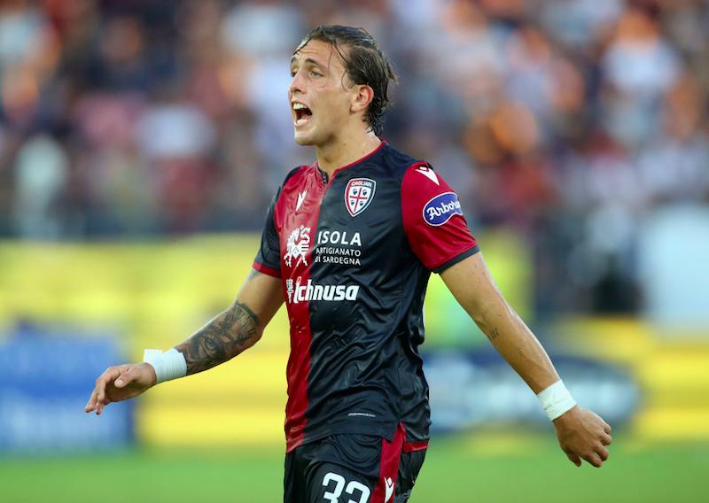 Cagliari, comunicato ufficiale sull'infortunio di Luca Pellegrini. E per Nandez…