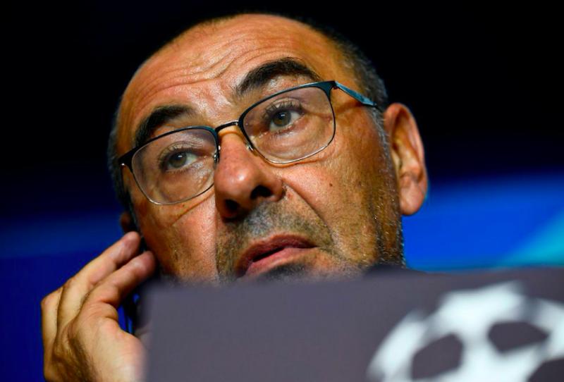 "Sarri: ""Higuain ha dolore, Pjanic sta meglio! Idea Buffon, valuto Chiellini, Bernardeschi…"""