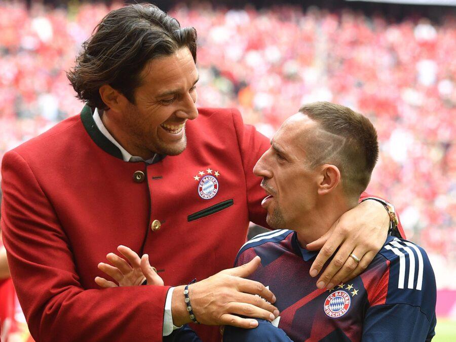 """Luca Toni: """"Ribery vi farà vedere pure di più! Altro che infortuni, ora si cambia"""""""