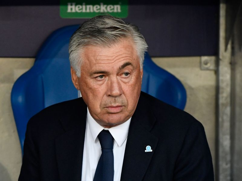 """Ancelotti: """"Lozano ha un problema di adattamento. Insigne e l'infortunio di Hysaj…"""""""