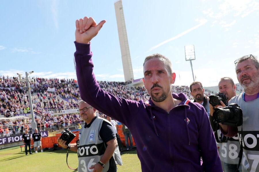 Fiorentina, Montella ha scelto con lo staff su Ribery: la gestione per Brescia