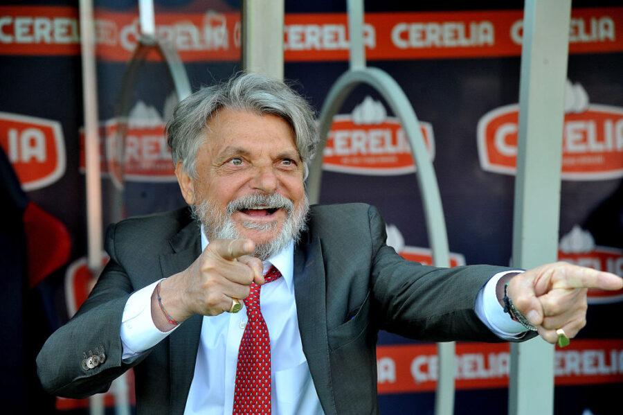 """Ferrero: """"Florenzi alla Samp? Lo vorrei qui, mi piacerebbe prenderlo"""""""