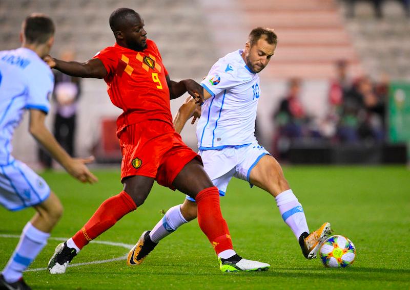 Inter, Lukaku è da record con il Belgio. E in nazionale segna anche Lazaro
