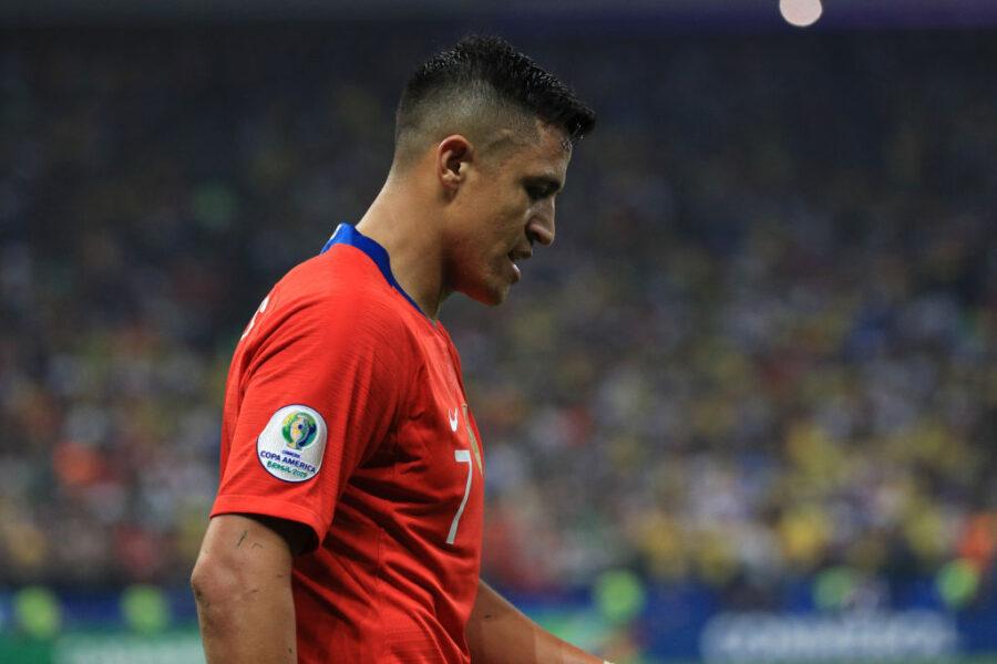 """Infortunio Sanchez, dal Cile: """"Alexis ha giocato sopra al problema alla caviglia"""""""