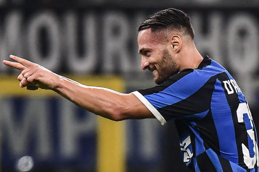 Inter, la formazione che sfiderà oggi il Barça: D'Ambrosio c'è, in mediana…