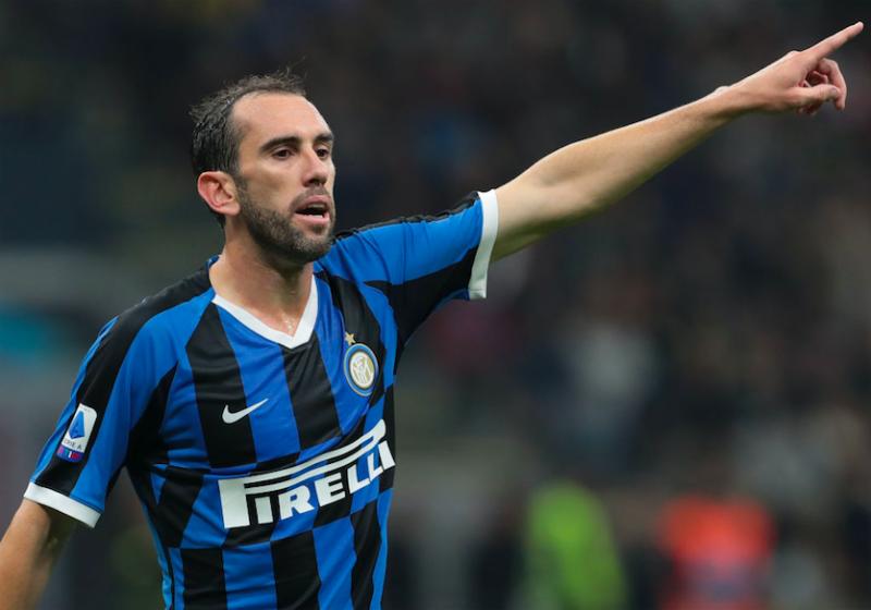 """Sky: """"Inter, Godin titolare contro la Lazio perché Bastoni…"""""""