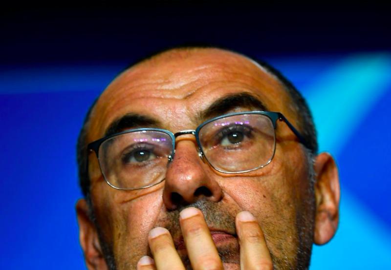 """Sarri: """"La verità su Douglas: non è recuperato! Ramsey, Dybala e il caso Mandzukic…"""""""