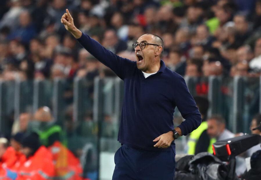 """Sarri: """"Ecco perché ha giocato Higuain e non Dybala. Bernardeschi manca in zona gol"""""""